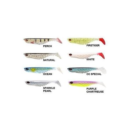 BERKLEY RIPPLE SHAD WHITE 7cm Cijena
