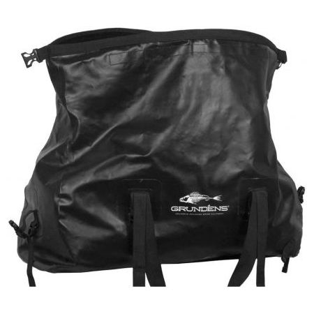 GRUNDENS WATERPROOF BACKPACK BLACK 55L 70043 Price