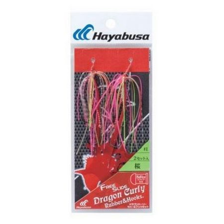 HAYABUSA DRAGON CURLY SE137 Cijena