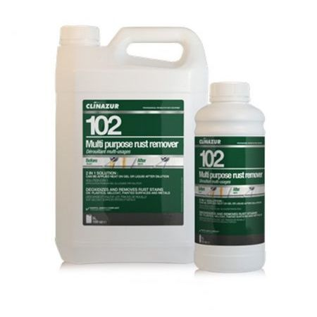 MULTI PURPOSE RUST REMOVER 102 1L cijena, akcija