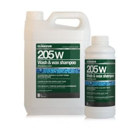 WASH & WAX SHAMPOO CONCENTRATE 205W Cijena